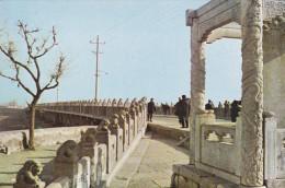 Lukow Bri Dge - HOPEI , China , 50-70s - Chine