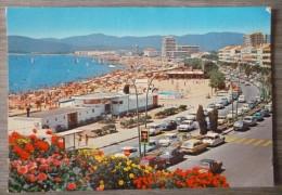 CITROEN DS.ET DIVERSES AUTRES. FREJUS-PLAGE (83).ANNEES 70.TBE. - Turismo