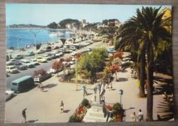 CITROEN DS JAUNE PAILLE.ET DIVERSES AUTRES. BANDOL (83).CIRCULE 1973.TBE. - Turismo