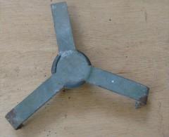 croisillon prot�ge armorce pour obus de 105 allemand 5