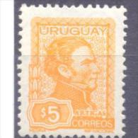 1972. Uruguay, Mich.1262, General Artigus, 1v, Mint/** - Uruguay