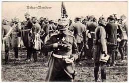 Allemagne - Kaiser Manöver - Allemagne