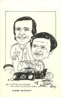 Jean RONDEAU- Vainqueur Des 24 Heures Du Mans - 1980 - 48° édition - Cp Illustrateur - Tirage Limité - édition Numérotée - Le Mans