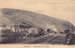 Vielsalm 86: Panorama De La Gare - Vielsalm