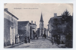 COUQUEQUES 33 GIRONDE ENTREE DU BOURG - Altri Comuni