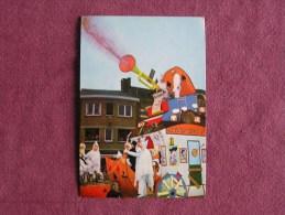 STAVELOT Blancs Moussi N° 180 Folklore Belgique Luxembourg Carnaval Chromo Magasins Végé Trading Card Chromos Vignette - Chromos