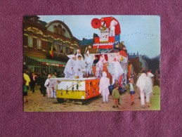 STAVELOT Blancs Moussi N° 179 Folklore Belgique Luxembourg Carnaval Chromo Magasins Végé Trading Card Chromos Vignette - Chromos