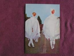 STAVELOT Blancs Moussi N° 178 Folklore Belgique Luxembourg Carnaval Chromo Magasins Végé Trading Card Chromos Vignette - Chromos