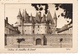 Francia--Dordogne-Chateau De Jumulhac Le Grand - Castillos
