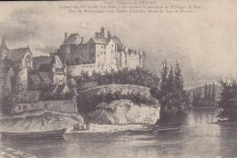 DECIZE   Vieux  Chateau. Ruines Du XI° Siecle. En 1424 Y Fut Celebre Le Mariage De Philippe Le Bon Duc De Bourgogne Avec - Decize