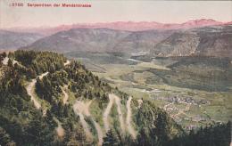 SWITZERLAND, 1900-1910's; Serpentinen Der Mendeistrasse - Non Classificati