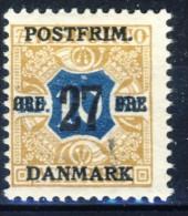 ##K982. Denmark 1918. Michel 96. MH(*). - Ongebruikt