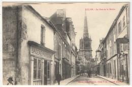 85 - LUÇON - La Rue De La Roche - Lucon