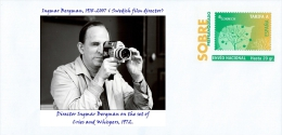 SPAIN, 2013 Ingmar Bergman, 1918-2007 ( Swedish Film Director),  Cries And Whispers, 1972 Movies
