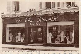 Lons Le Saunier - Le Chic Féminin - Lons Le Saunier