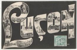 85 - LUÇON - Multivues - 1906 - Lucon