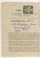 DDR Michel No. 613 auf  Sammler Ausweis