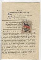 DDR Michel No. 731 auf  Sammler Ausweis