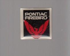 Pin´s  PONTIAC  FIREBIRD - Pins