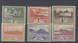 Jersey Michel No. 3 - 8 ** postfrisch