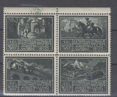 �sterreich WIPA 1933 Werbemarken