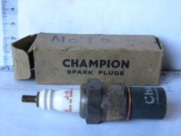Bougie CHAMPION Spark Plugs J8 - - Non Classés