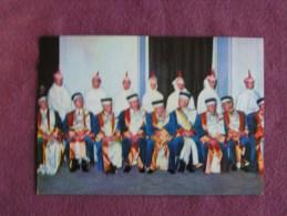 STAVELOT Blancs Moussi N° 186 Folklore Belgique Luxembourg Carnaval Chromo Magasins Végé Trading Card Chromos Vignette - Chromos