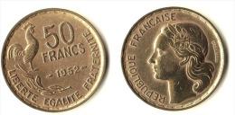 ** 50 FRANCS GUIRAUD 1952  En TTB+ **A94** - M. 50 Francs