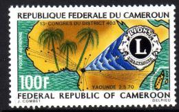 Cameroun  PA N° 157  XX Lions-Club  Sans Charnière TB - Kamerun (1960-...)