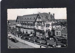 51165   Belgio,  Knokke-Zoute,  Memlinc  Hotel,  VG  1952 - Knokke