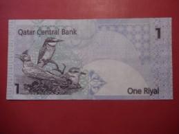 Qatar - 1 Riyal SPL - Qatar