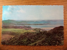 Carte Postale Martinique Le Robert Vue De La Commune Et Des Ilets 1967 - Altri