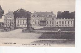 VERSAINVILLE  (14- Calvados), Château, Environs De Falaise, Jardinier, RENEE 1916, Ed. C. Jeanne - Autres Communes