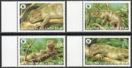 Solomon Islands Salomon 2005 Yvertn° 1164-67 *** MNH Faune WWF Cote 8,50 Euro - W.W.F.