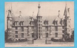 NEVERS (58) LE PALAIS DUCAL CPA 1904 PHOTOS R/V - Nevers