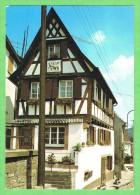 Wasselonne 67 Maison Alsacienne à Colombages Et Style Baroque - Wasselonne