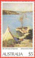 AUS SC #577 MNH  1979 Painting / A. Streeton, CV $9.50 - Mint Stamps