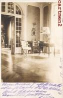 CARTE PHOTO : VIVHY OU ENVIRONS CHATEAU A IDENTIFIER SALON VILLA MANOIR ? 1900 - France
