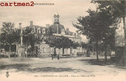 VARENNES-SUR-ALLIER PLACE DE L'HOTEL-DE-VILLE 03 ALLIER - France
