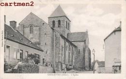 COULEUVRE L'EGLISE 03 ALLIER - France