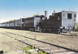 (3)  PALAVAS - Le Petit Train - Palavas Les Flots