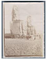 Egypte, Kôm El-Heitan, Les Colosses De Memnon - Old (before 1900)