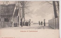 INDKORSLEN TIL CHARLOTTENLUND-cpa 1900- - Denemarken