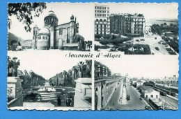 Mans837, Souvenir d'Alger, 1497, circul�e sous enveloppe