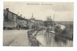 DOULAINCOURT - Rue De La GARE (1911) - Doulaincourt