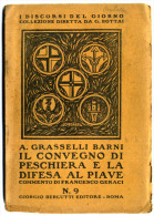 1923 GUERRA MONDIALE PESCHIERA PIAVE - War 1914-18