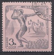 URSS 1971  Mi.nr: 3893 Sommerspartkiade  Oblitérés / Used / Gestempeld - Oblitérés