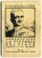 1923 GUERRA MONDIALE PIAVE DIAZ - War 1914-18