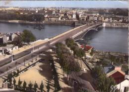 Nantes.. Le Pont De Pirmil.. La Loire - Nantes