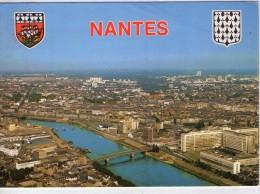Nantes.. Belle Vue De La Ville.. Le CHU.. Santé.. La Piscine.. Le Quai De La Fosse.. La Loire - Nantes